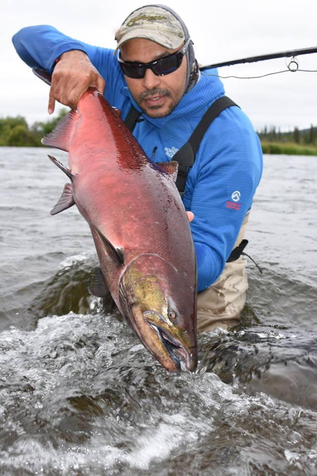 Wael Dardir Alaska Salmon 2015