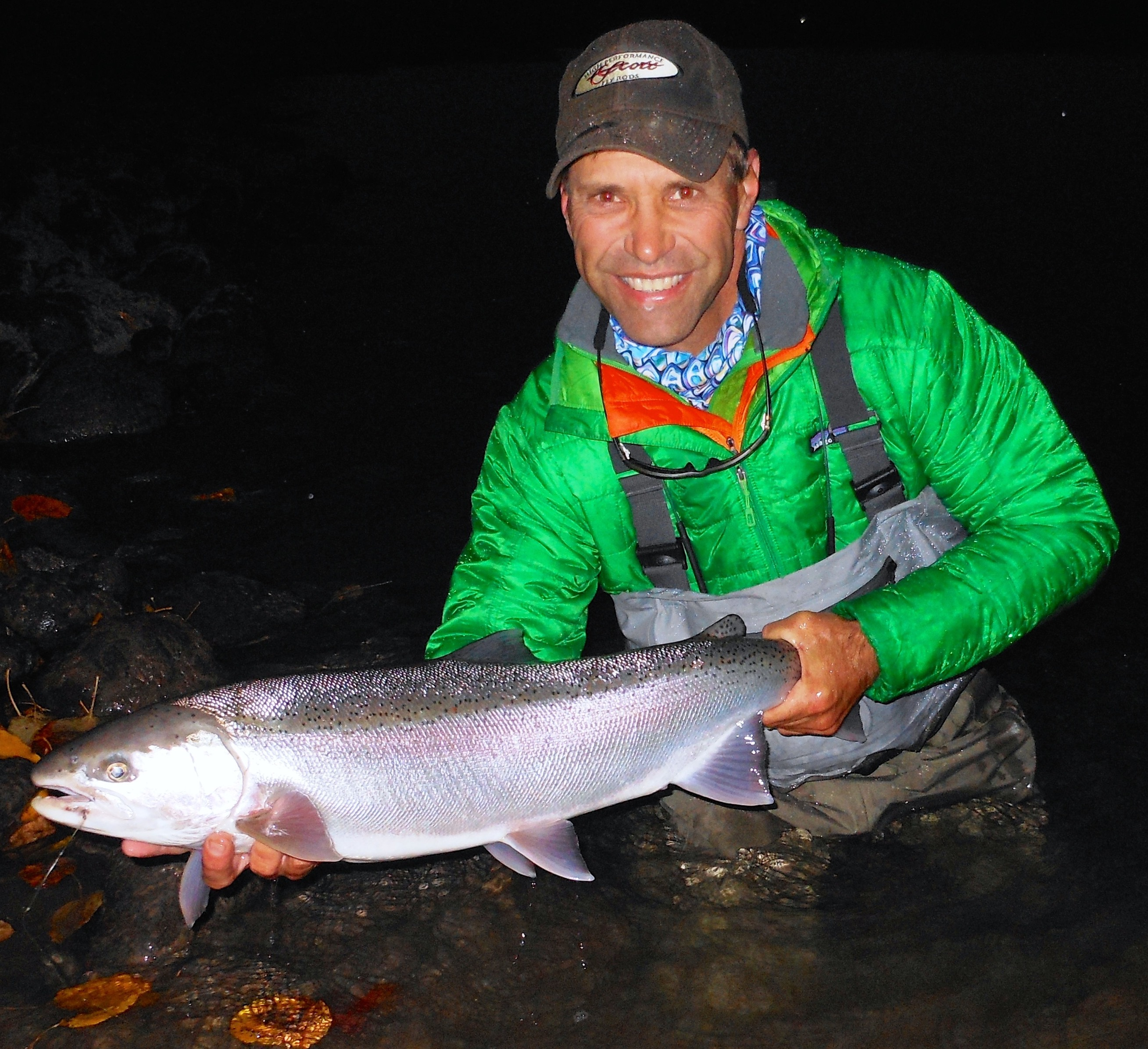 Jeff Liskay - Ohio Central Basin Steelheaders