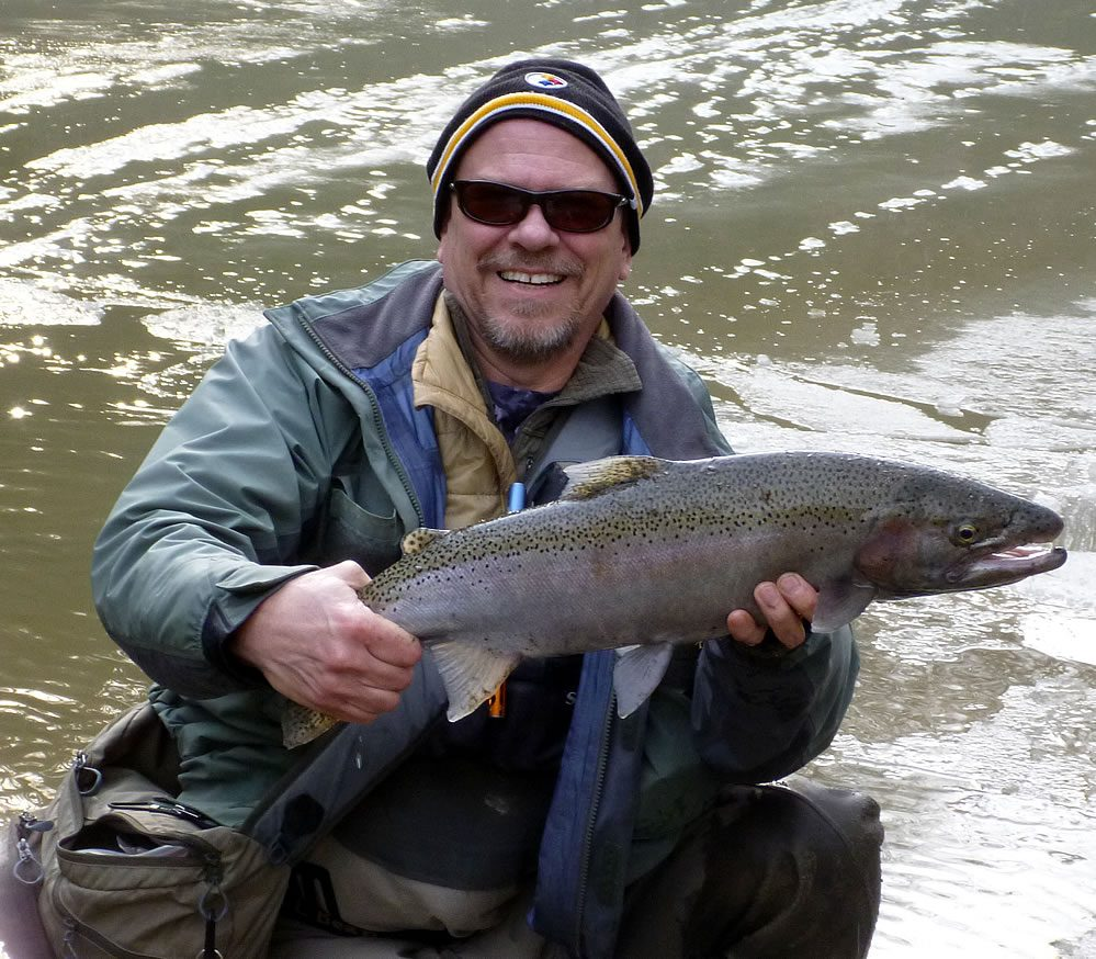 Tom Blotzer, Ohio Central Basin Steelheaders
